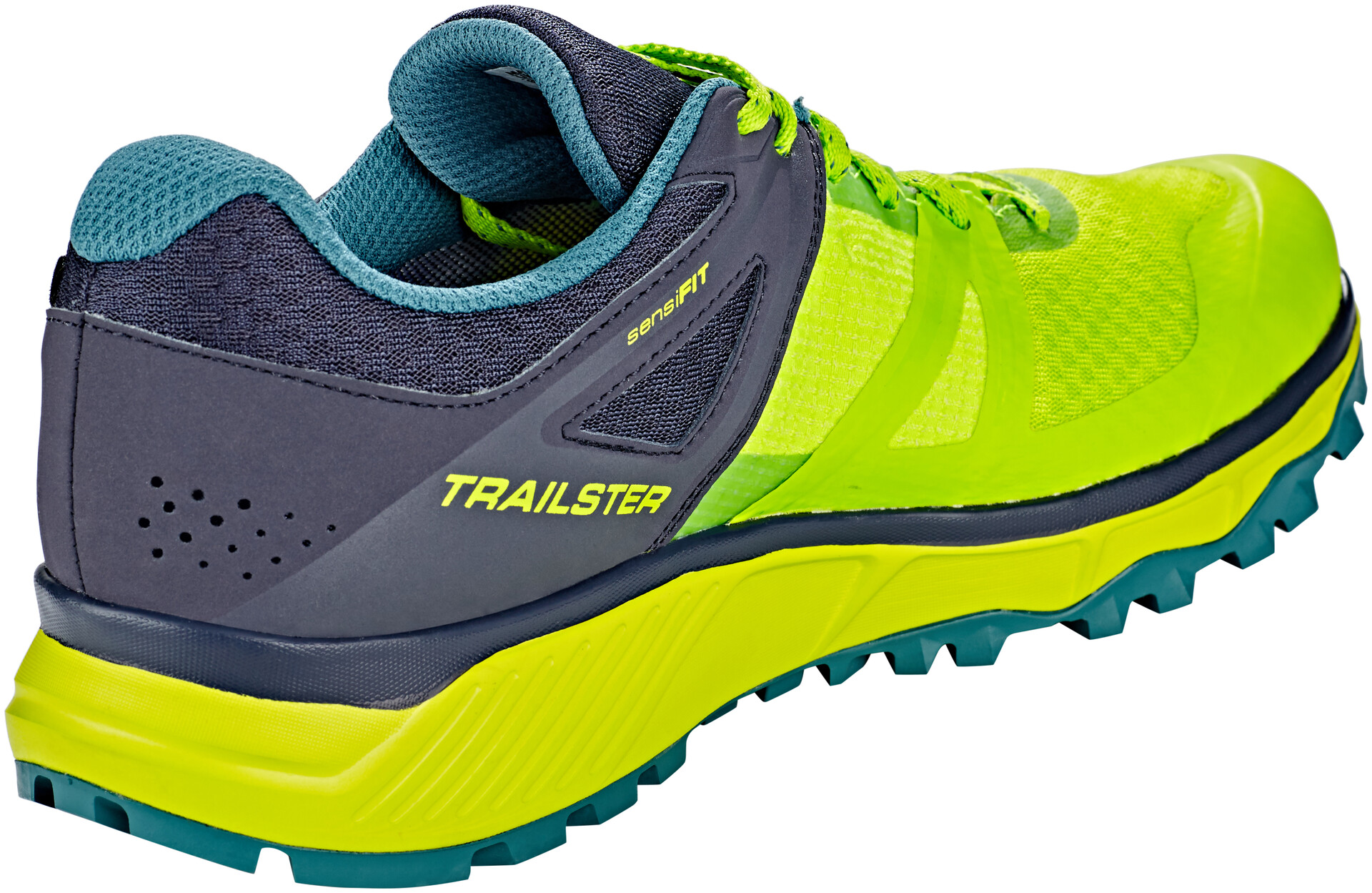 TRAILSTER GTX ACID LIME SALOMON | Entra